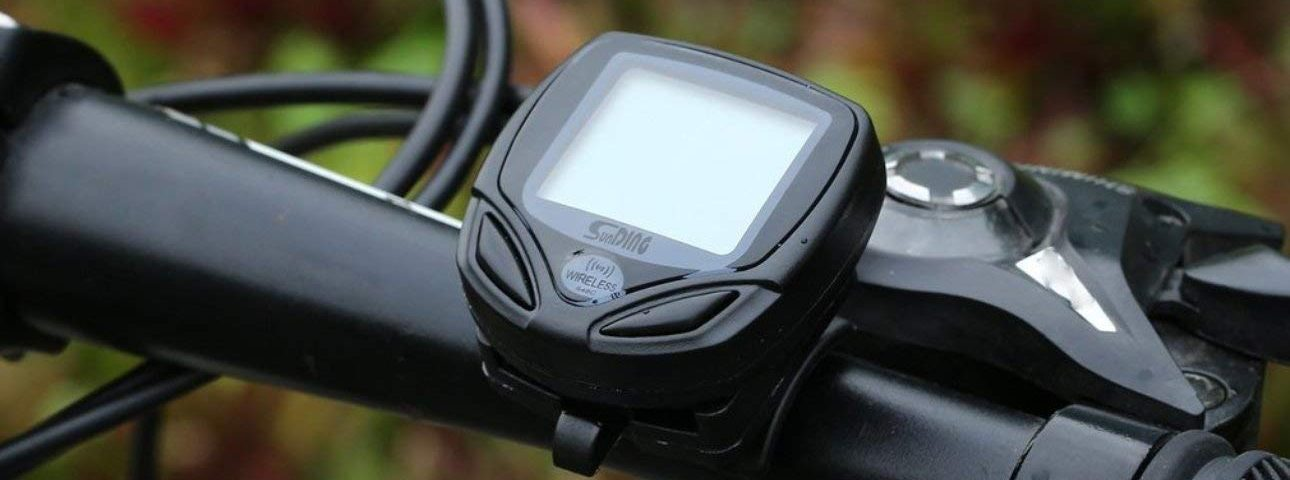 Compteur vélo - image